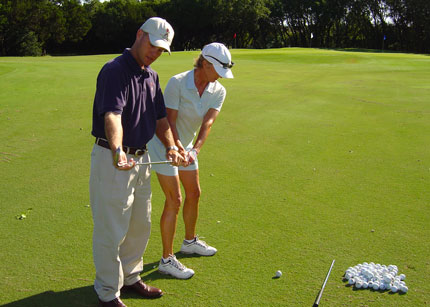 Become a better golf player with Academy of oF Golf Dynamics