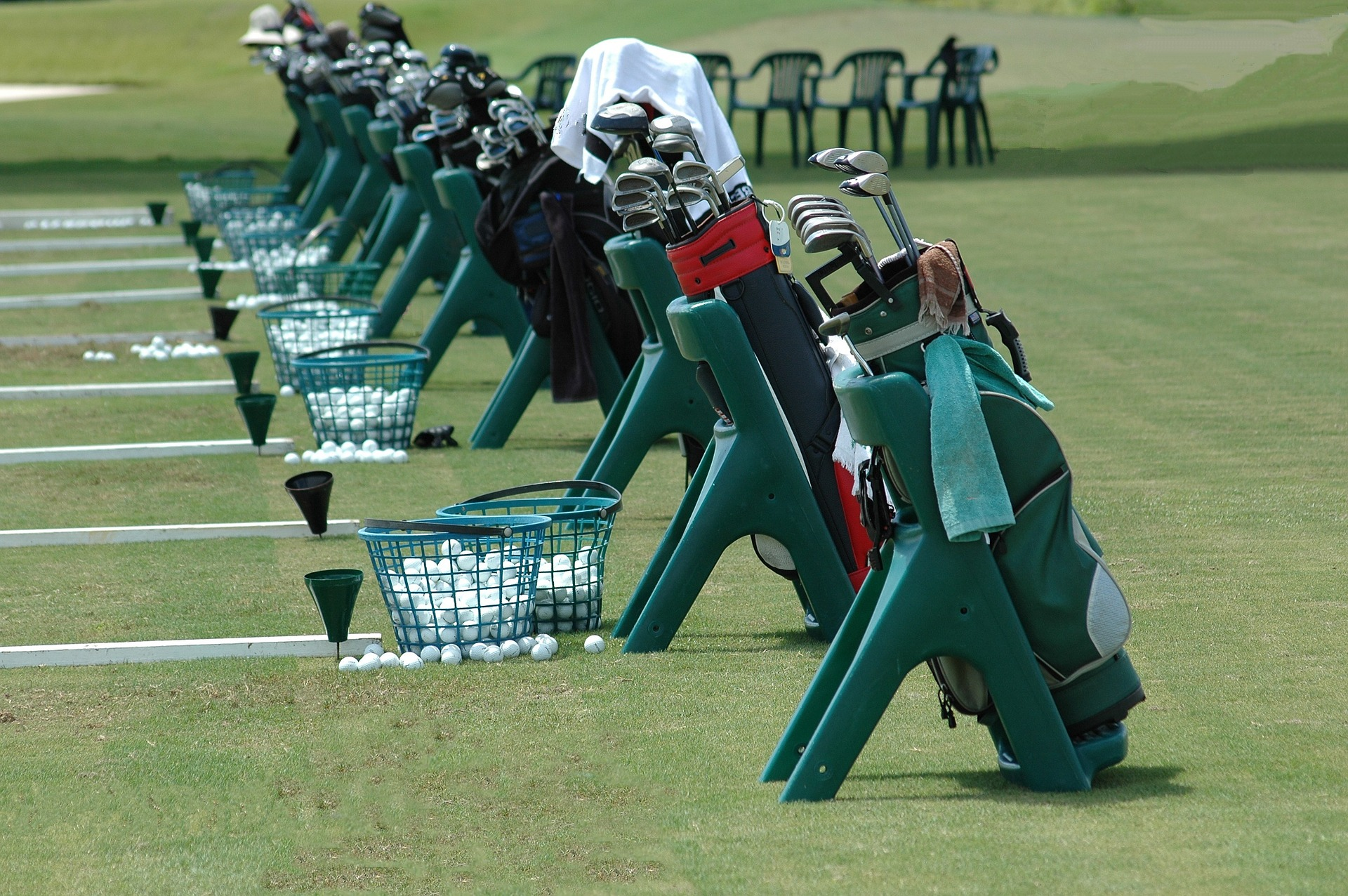 Academy of Golf Dynamics can help you find what you need to start golfing.